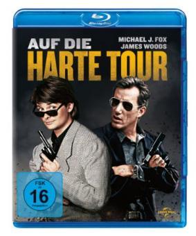 Auf die harte Tour (1991) [Blu-ray]