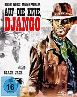 Auf die Knie Django (1968) [Blu-ray]