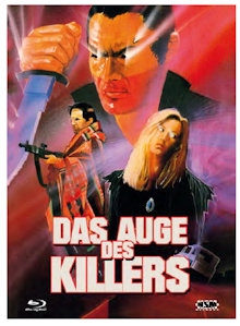 Das Auge des Killers (Limited Mediabook, Blu-ray+DVD, Cover D) (1987) [FSK 18] [Blu-ray]