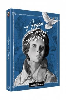 Augen ohne Gesicht (Limited Mediabook, Blu-ray+DVD, Cover B) (1959) [Blu-ray]