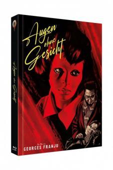 Augen ohne Gesicht (Limited Mediabook, Blu-ray+DVD, Cover C) (1959) [Blu-ray]