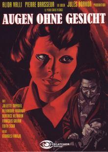 Augen ohne Gesicht (Cover A) (1959) [FSK 18]