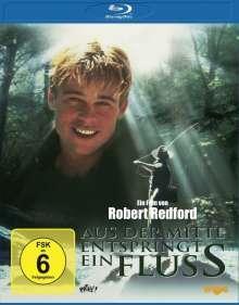 Aus der Mitte entspringt ein Fluß (1992) [Blu-ray]