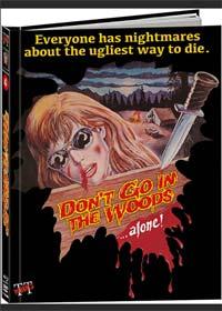 Ausflug in das Grauen - Don't go in the Woods...alone! (Limited Mediabook, Blu-ray+DVD, Cover A) (1982) [FSK 18] [Blu-ray]