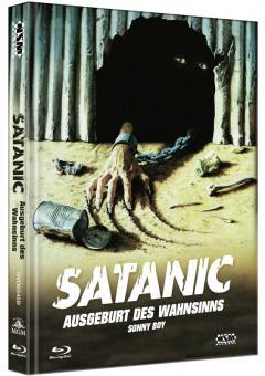 Satanic - Ausgeburt des Wahnsinns (Limited Mediabook, Blu-ray+DVD, Cover B) (1989) [FSK 18] [Blu-ray]