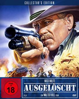 Ausgelöscht - Extreme Prejudice (Limited Mediabook, Blu-ray+DVD+CD, Cover A) (1987) [FSK 18] [Blu-ray]