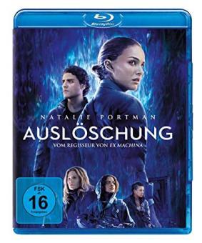 Auslöschung (2018) [Blu-ray]