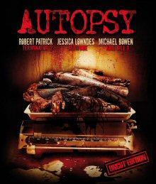 Autopsy (Uncut Edition) (2008) [FSK 18] [Blu-ray]