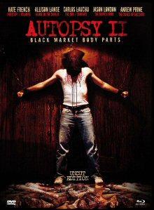 Autopsy 2 - Black market Body Parts (Uncut, Mediabook, Blu-ray+DVD) (2009) [FSK 18] [Blu-ray]