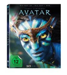 Avatar - Aufbruch nach Pandora (Lenticular Steelbook) (2009) [3D Blu-ray]