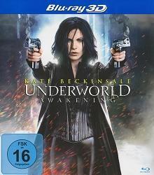 Underworld Awakening (2012) [3D Blu-ray]
