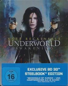 Underworld Awakening (Limited Steelbook) (2012) [3D Blu-ray]