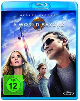 A World Beyond (2015) [Blu-ray]