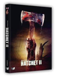 Hatchet 2 (Limited Mediabook, Blu-ray+DVD, Cover B) (2010) [FSK 18] [Blu-ray]