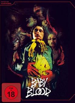 Baby Blood (Special Edition, 2 DVDs) (1989) [FSK 18]