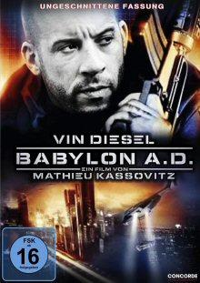 Babylon A. D. (Uncut Version) (2008)