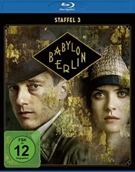 Babylon Berlin - Staffel 3 (3 Discs) (2017) [Blu-ray] [Gebraucht - Zustand (Sehr Gut)]