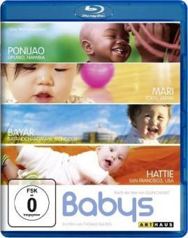 Babys (2010) [Blu-ray]