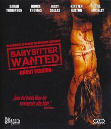 Babysitter Wanted (Uncut Version) (2008) [FSK 18] [Blu-ray]
