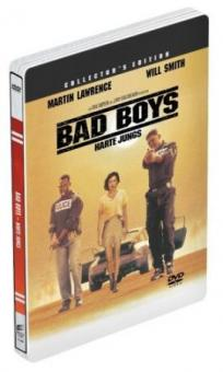 Bad Boys - Harte Jungs (Collector's Edition, Steelbook) (1995) [FSK 18]