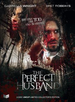 The Perfect Husband (Limited Mediabook, Blu-ray+DVD, Cover B) (2014) [FSK 18] [Blu-ray]