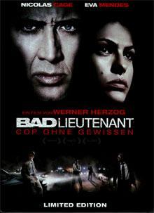 Bad Lieutenant - Cop ohne Gewissen (Limited Edition, Steelbook) (2009)