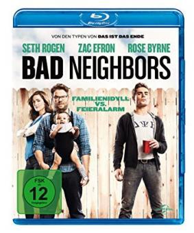 Bad Neighbors (2014) [Blu-ray]