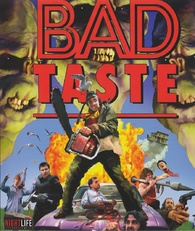 Bad Taste (4 Disc Limited Mediabook, Cover A) (1987) [FSK 18] [Blu-ray]