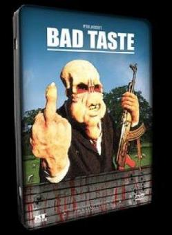 Bad Taste (2 DVDs Shocking Classic Edition, Tin Box) (1980) [FSK 18]