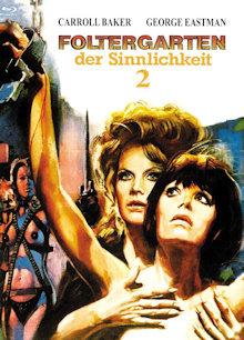 Foltergarten der Sinnlichkeit 2 (Limited Mediabook, Blu-ray+DVD, Cover A) (1973) [FSK 18] [Blu-ray]