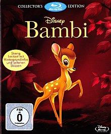 Bambi / Bambi 2 - Der Herr der Wälder (2 Discs, Limited Digibook) [Blu-ray]