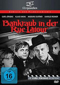 Bankraub in der Rue Latour (1961)