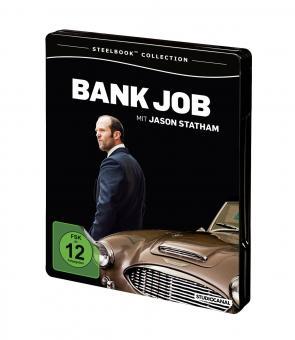 Bank Job (Steelbook) (2008) [Blu-ray]