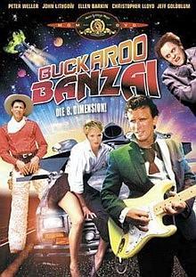 Buckaroo Banzai - Die 8. Dimension (1984)