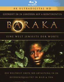 Baraka - Special Edition (1992) [Blu-ray]