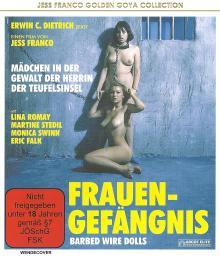 Frauengefängnis - Barbed Wire Dolls (Uncut) (1976) [FSK 18] [Blu-ray]