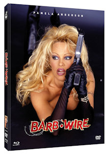 Barb Wire (Limited Unrated Mediabook, Blu-ray+DVD) (1996) [Blu-ray]