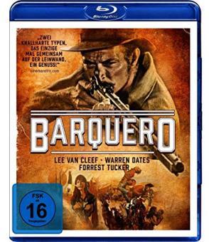 Barquero (1970) [Blu-ray] [Gebraucht - Zustand (Sehr Gut)]