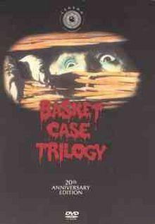 Basket Case Trilogy (3 DVDs Digipak, Erstauflage) [FSK 18] [Gebraucht - Zustand (Sehr Gut)]