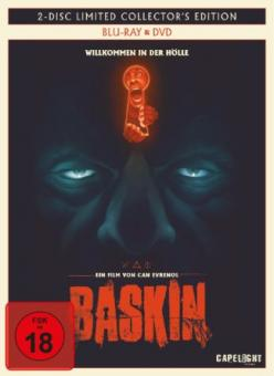 Baskin (Limited Mediabook, Blu-ray+DVD) (2015) [FSK 18] [Blu-ray]