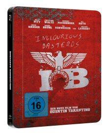 Inglourious Basterds (Limited Steelbook) (2009) [Blu-ray]