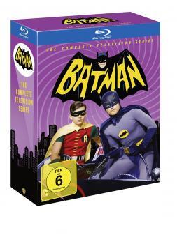 Batman - Die komplette Serie (13 Discs) [Blu-ray]