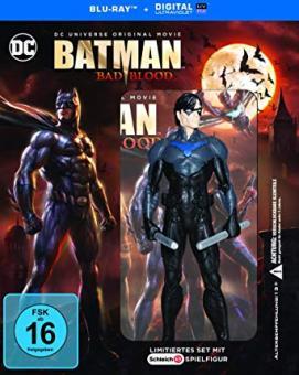 Batman: Bad Blood (Limited Edition inkl. Figur) (2016) [Blu-ray]