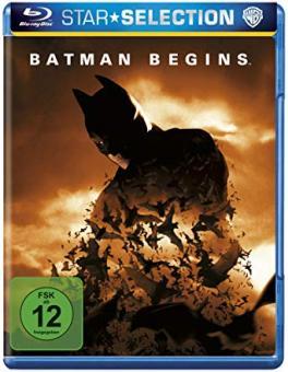 Batman Begins (2005) [Blu-ray]