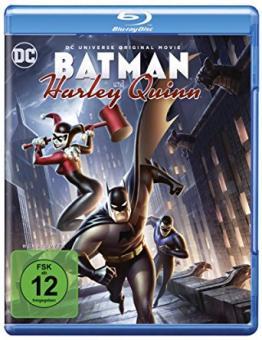 Batman und Harley Quinn (2017) [Blu-ray]