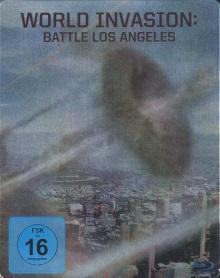 World Invasion: Battle Los Angeles (Steelbook) (2011) [Blu-ray]