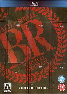 Battle Royale (Limited Edition, 3 Discs) (2000) [FSK 18] [UK Import] [Blu-ray]