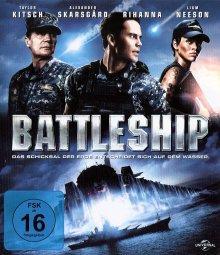 Battleship (+Digital Copy) (2012) [Blu-ray]