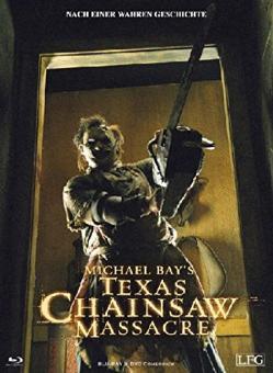 Michael Bay's Texas Chainsaw Massacre (Limited Mediabook, Blu-ray+DVD, Cover A) (2003) [FSK 18] [Blu-ray] [Gebraucht - Zustand (Sehr Gut)]