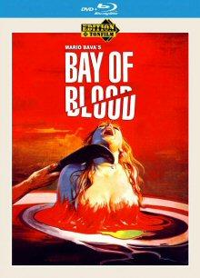 Bay of Blood - Im Blutrausch des Satans (Limited Mediabook, Cover B, DVD + Blu-ray, Limitiert auf 500 Stück) (1971) [FSK 18] [Blu-ray]